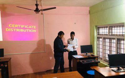 Certificate Distribution